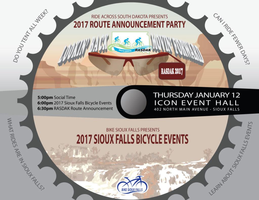 RASDak 2017 Route Announcement