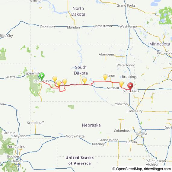 2017 full route